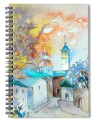 By Teruel Spain 03 Spiral Notebook