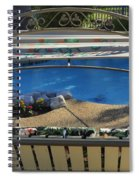 By The Pool Spiral Notebook