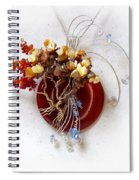 By The Rapids Spiral Notebook