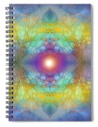 By The Tarnished Light Of The Moon Spiral Notebook