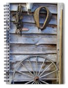 By The Tool Shed Spiral Notebook