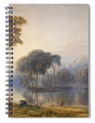 By The Waters Of Babylon Spiral Notebook