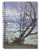 By Tonawanda Canal Spiral Notebook