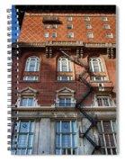 Bygone Era Spiral Notebook