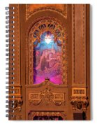 Byrd Theater Alcoves Spiral Notebook
