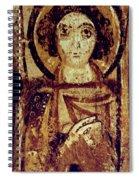 Byzantine Icon Spiral Notebook