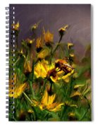 Bzzzzz Spiral Notebook