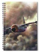 C-130 Hercules Spiral Notebook