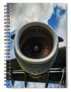 c-17 Power Spiral Notebook