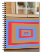 C Force Spiral Notebook