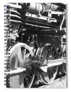C G 509 -- The Works Spiral Notebook