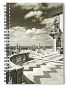 Ca D'zan Mansion Spiral Notebook
