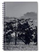 Caballeria El Salvador Spiral Notebook