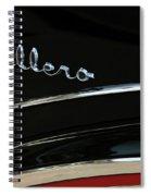 Caballero Spiral Notebook