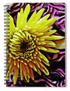 Cabbage And Mum Spiral Notebook