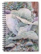 Cabbage Head Spiral Notebook