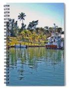 Cabbage Key Spiral Notebook