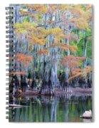 Cabello Frances Spiral Notebook