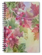 Cabernet Spiral Notebook