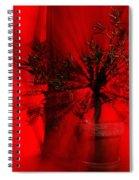 Cabin Fever Dance Spiral Notebook