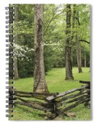Cabin Spiral Notebook