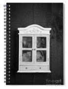 Cabinet Of Curiosity Spiral Notebook