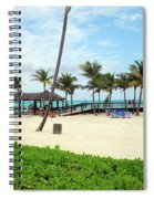 Cable Beach Spiral Notebook