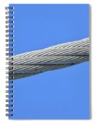 Cable Spiral Notebook