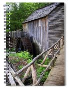 Cable Mill 3 Spiral Notebook
