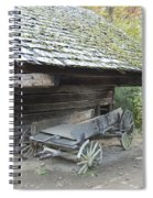 Cable Mill Barn Spiral Notebook