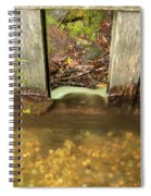 Cable Mill Flume 1 A Spiral Notebook