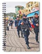 Cabo 015 Spiral Notebook