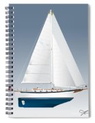 Cabo Rico Spiral Notebook