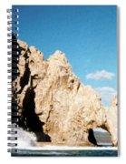 Cabo San Lucas Arch Spiral Notebook