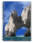 Cabo San Lucas Archway Spiral Notebook