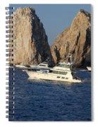 Cabo San Lucas - Sport Fishing Spiral Notebook
