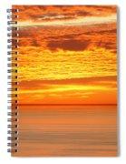 Cabrillo Sunset Spiral Notebook