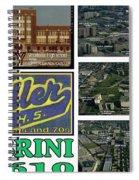 Cabrini 60610 Spiral Notebook