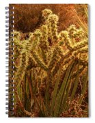 Cacti Family Reunion Spiral Notebook