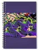 Cactus 2 Spiral Notebook