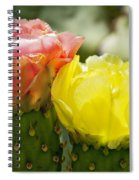 Cactus Bouquet Spiral Notebook