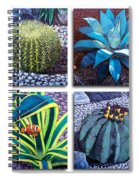 Cactus Close Ups Spiral Notebook