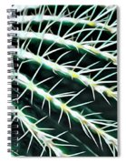 Cactus Detail Spiral Notebook