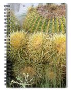 Cactus Family Spiral Notebook