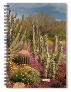 Cactus Garden II Spiral Notebook