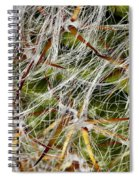 Cactus Hair Spiral Notebook