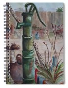 Cactus Joes' Pump Spiral Notebook