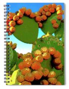 Cactus Pears Spiral Notebook