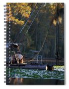 Caddo Pile Driving - Rig 2 Spiral Notebook