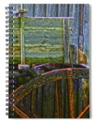 Cades Cove Mill No 2 Spiral Notebook